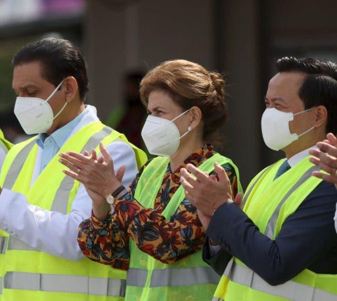 Vacunas permiten República Dominicana mayor relación conChina