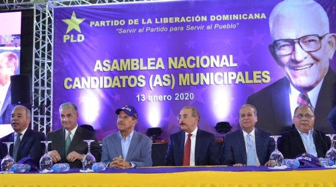 Fuerza Boschista cree Comité Político PLD debe pedirperdón