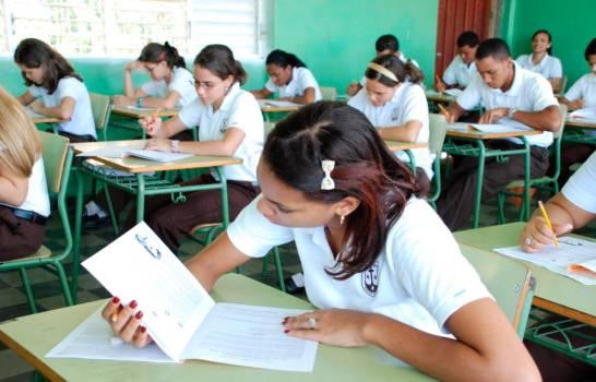 Cancelan las Pruebas Nacionales del año escolar2020-2021