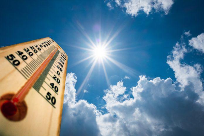 Temperaturas calurosas y disminución de lluvias por incidencia del polvo delSahara