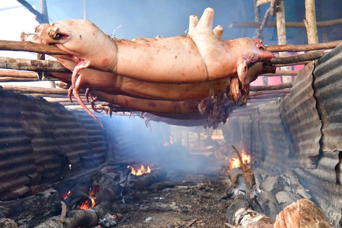No hay peligro en comer carne de cerdo, dicenexpertos