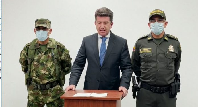 Colombia revela detenidos en Haití por magnicidio sonexmilitares