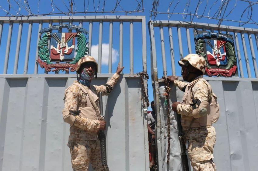 Aumenta vigilancia en la frontera con Dajabón; se muestra todo encalma