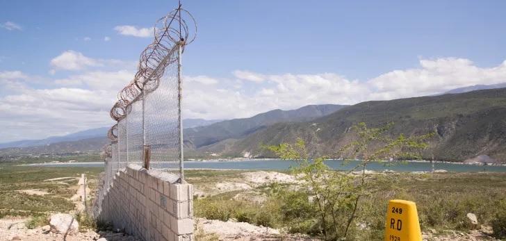 R. Dominicana empezará a construir verja fronteriza con Haití en 3meses