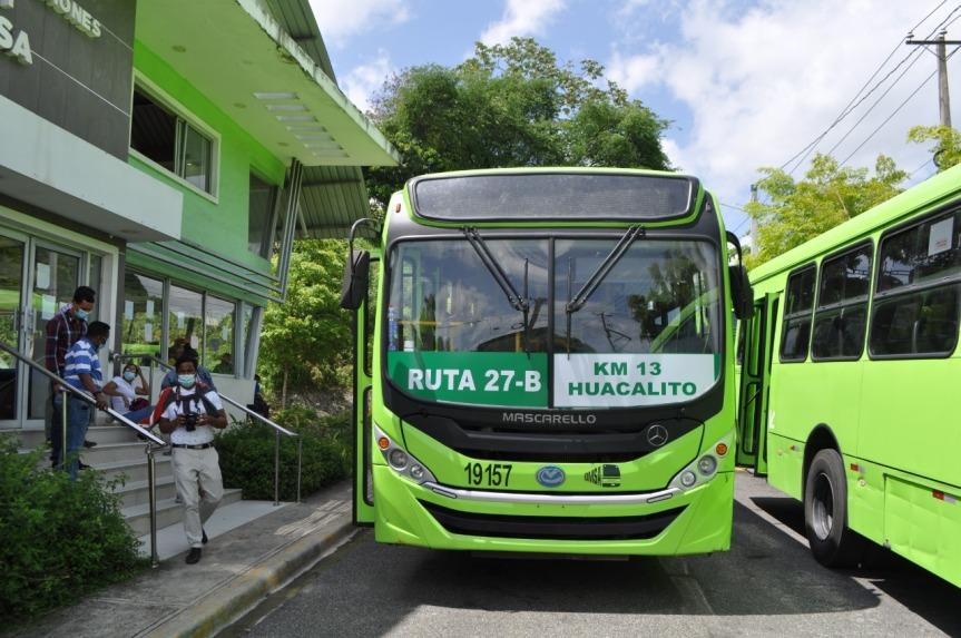 OMSA anuncia nueva ruta27B