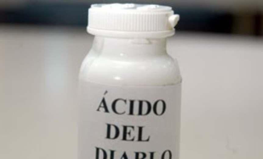 """Pro Consumidor incautará producto denominado """"ácido deldiablo"""""""
