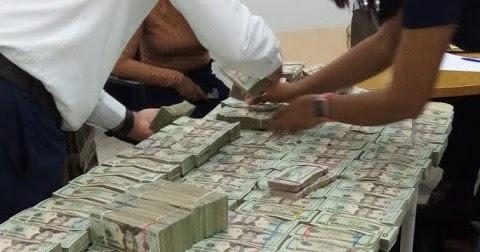 Aduanas informa decomiso US$5 millones encontrados enbocina