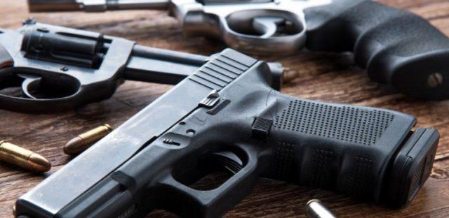Autoridades destruirán armas de fuego recuperadas en Plan deSeguridad