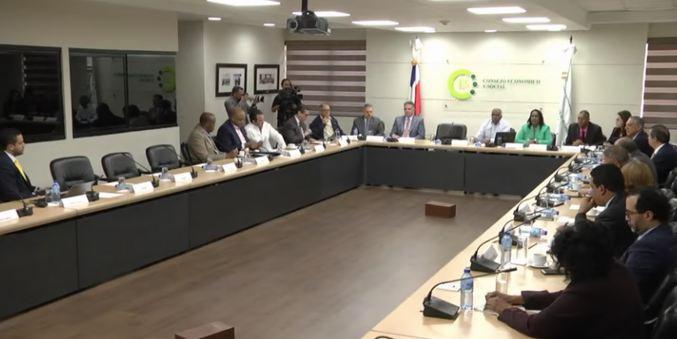 Gobierno confirma participación de todos los partidos políticos en diálogonacional