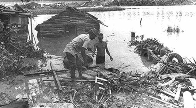 Hoy se cumplen 42 años del paso del ciclón David porRD