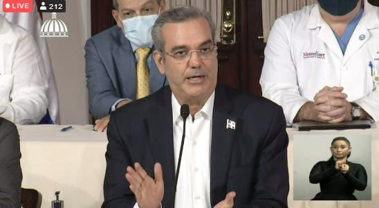 Luis Abinader responde a detractores de su propuesta de reformaconstitucional