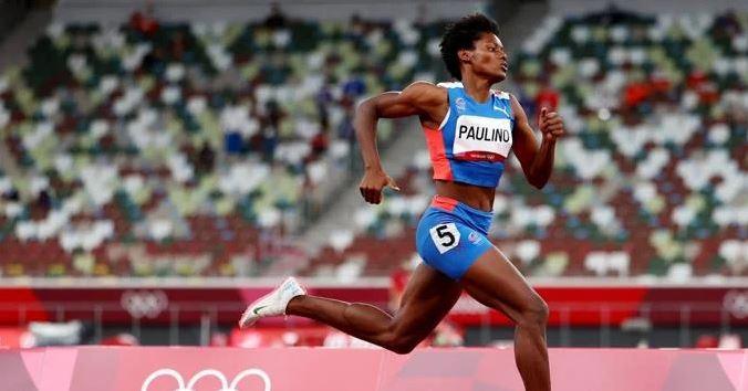 Marileidy Paulino es la número tres del mundo en 400 metrosplanos