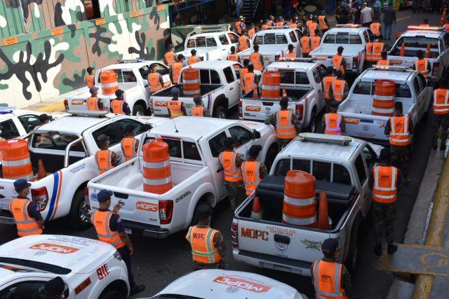 COMIPOL reforzará seguridad en carreteras por el fin de semanalargo