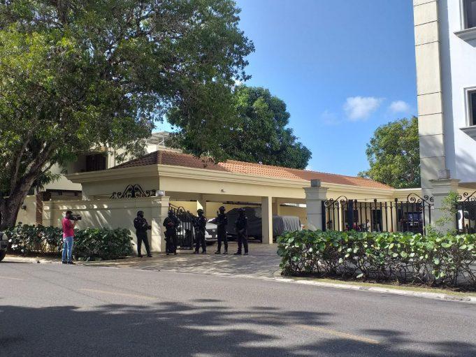Operación Falcón: 80 allanamientos en Santo Domingo y Santiago realizados por DNCD yDEA