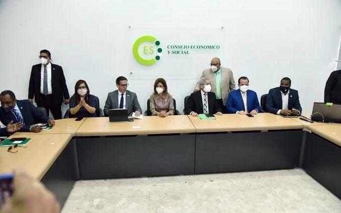 Abinader encabeza hoy Diálogo Nacional que excluye dosreformas