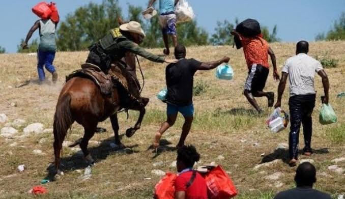 Haití critica maltrato a migrantes en frontera sur EstadosUnidos