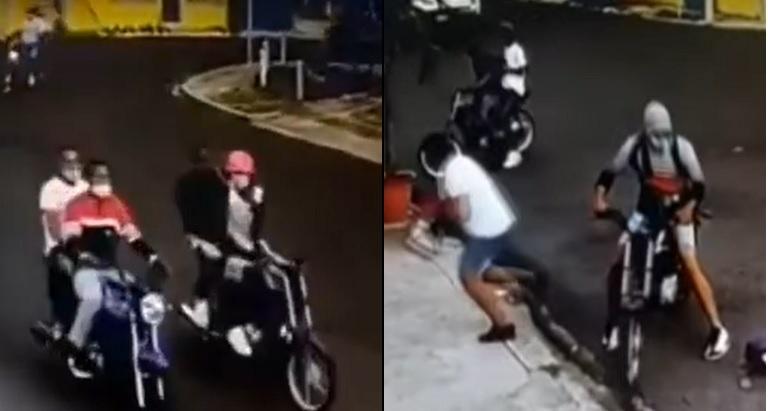 La Policía desmantela una banda que asaltaba enmotocicletas