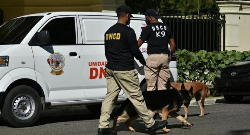 La Operación Falcón, un golpe al narcotráfico en Rep.Dominicana