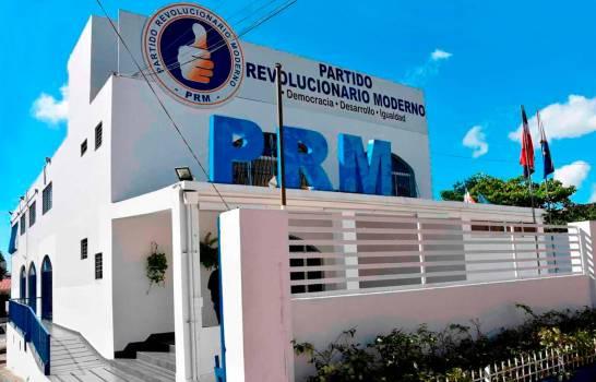 PRM dice apoya lucha contra la corrupción e impunidad del Gobierno y elMP