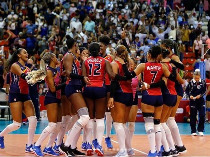 Reinas del Caribe ganan medalla de oro en la Copa NorcecaPanam Final6