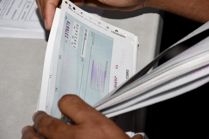 IAD e INDRHI devuelven a Tesorería más de 4MM en cheques nocobrados