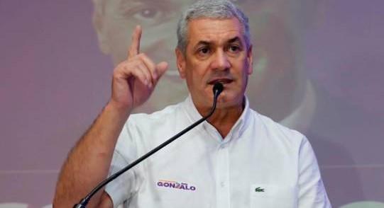 Gonzalo declina aspiraciones presidenciales para año2024