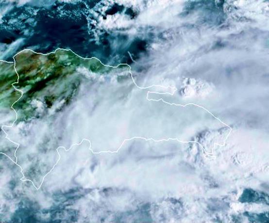 Las lluvias seguirán hasta entrada la noche; mantienen alerta para variasprovincias