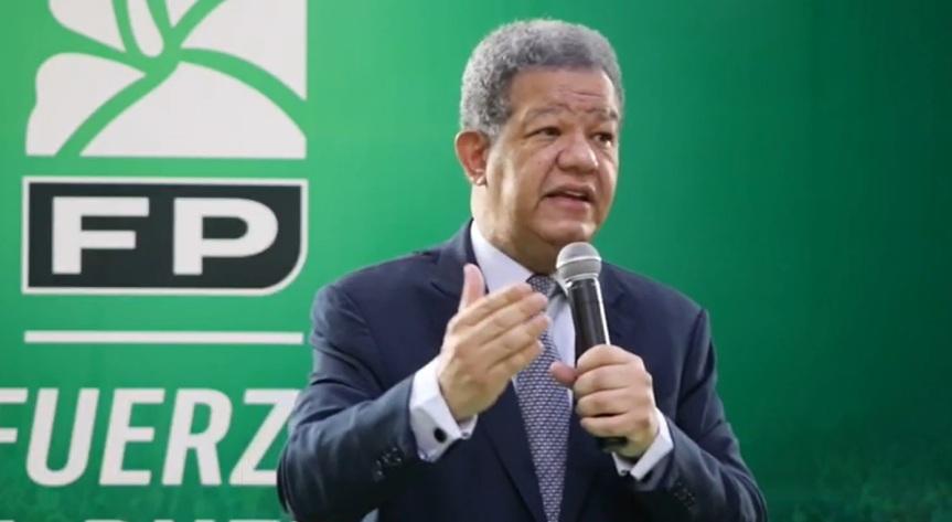 Fuerza del Pueblo no apoyará la reforma fiscal en el CongresoRD