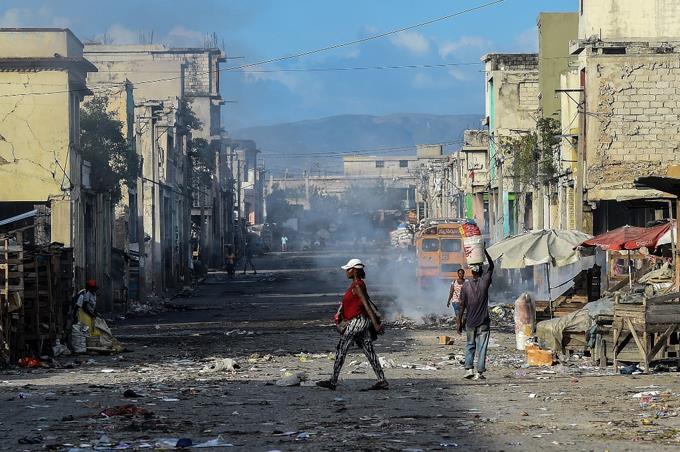 Misión de la ONU en Haití termina esteviernes